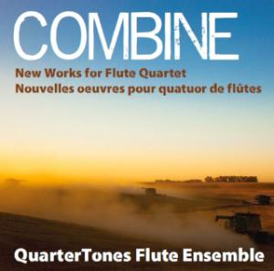 CD Cover - Combine - Quarter Tones
