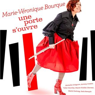 CD Cover - Une porte s'ouvre
