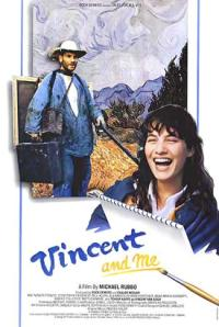 DVD Cover - Vincent and Me - Vincent et moi