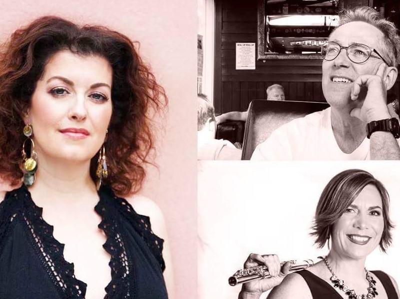En Duo, Marie-Noëlle Claveau et Clément Robichaud avec comme invitée spéciale: Marie-Véronique Bourque