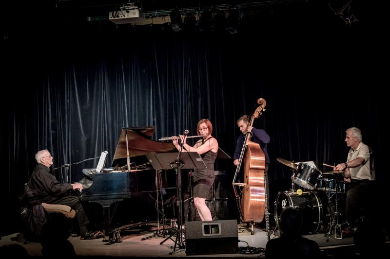 Marie-Véronique Bourque Quartet, Regina JazzFest 2018