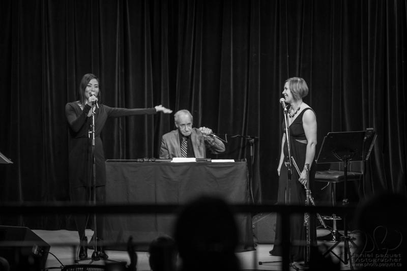 Marie-Véronique Bourque - Regina Jazz Society Concert - photo credit Daniel Paquet
