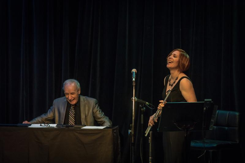 Marie-Véronique Bourque - Regina Jazz Society Concert - photo credit Daniel Paquet