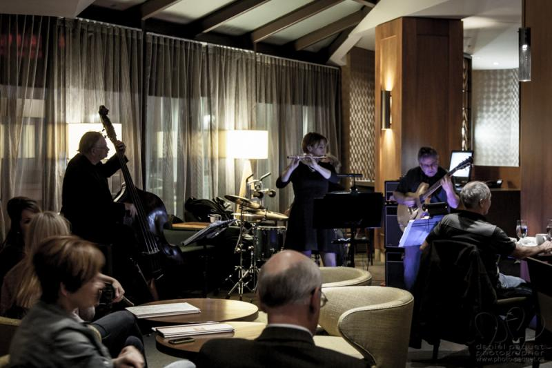 Marie-Véronique (MV) Bourque - Jazz Night - The Project